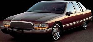 Buick Roadmaster Service Repair Manual 1991