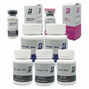 Pack Bulking - Classic - Bioteq Labs - Sustanon  Deca-durabolin  Dianabol  8 Weeks