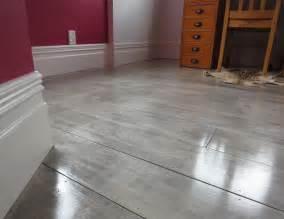 diy plywood plank floors centsational