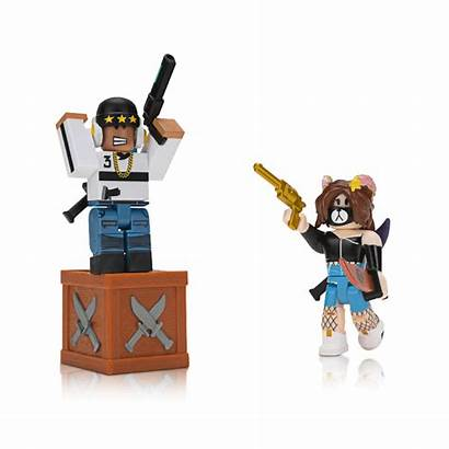 Roblox Murder Mystery Toys Toy Figures Pack