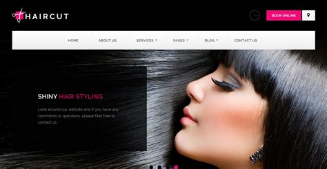29 Best Spa And Beauty Salon Html Templates Weelii