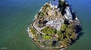 Escape from the Rock Cruise around Alcatraz Island, San ...