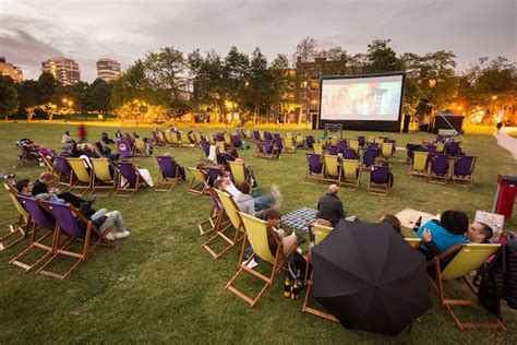 vauxhall gardens today free films at vauxhall pleasure gardens londonist