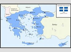 Greater Greece 1930 imaginarymaps