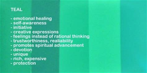 color teal meaning use color meanings and symbolism in unique gift giving