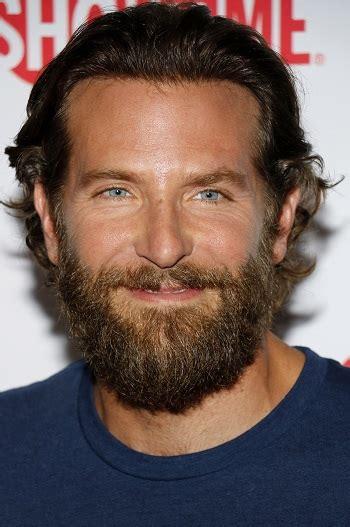 Bradley Cooper Hair Style Beard