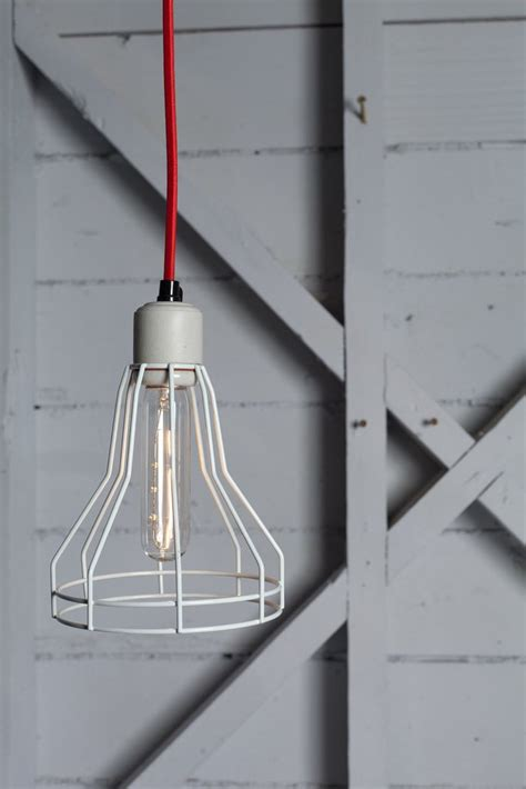 cage pendant light industrial light electric
