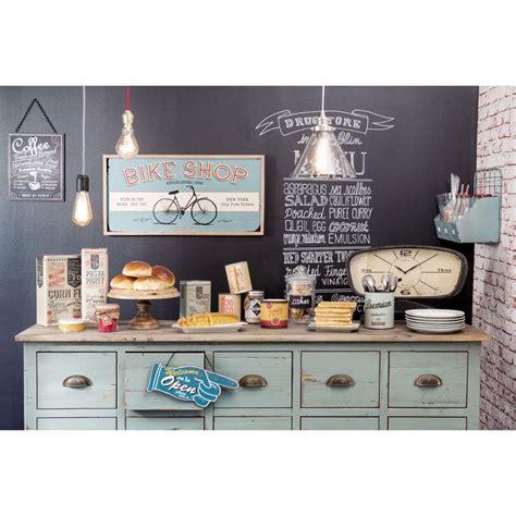 comptoir de cuisine maison du monde maison du monde meuble simple bureau vintage blanc blush