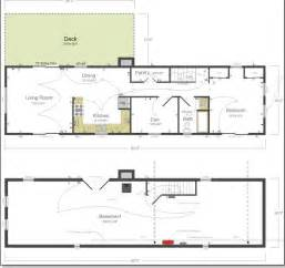 two house plans with basement small cottage house plan studio design gallery best design