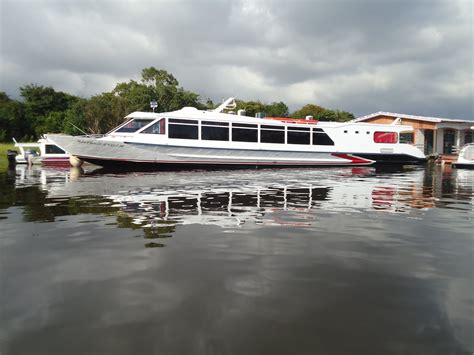 Fast Boat Manaus To Tabatinga by Getting To Leticia From Manaus On Speed Or Fast Boat