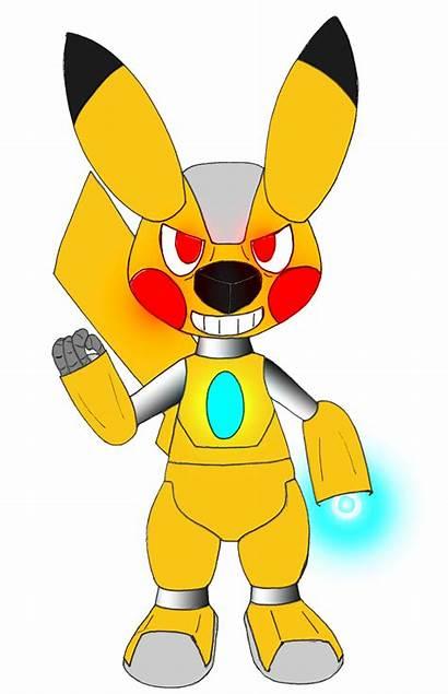 Pikachu Commission Unownace Weasyl