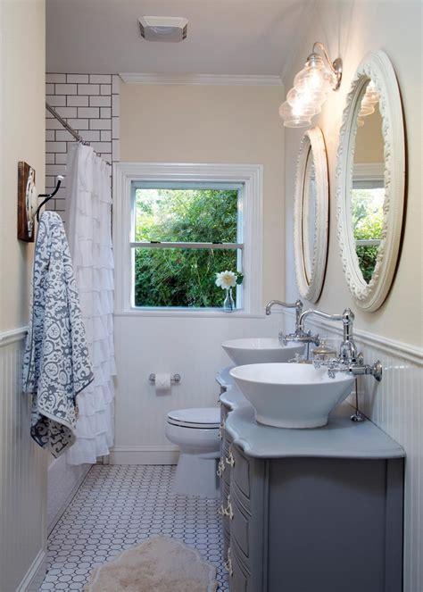 fixer upper s best bathroom flips bathroom bathroom