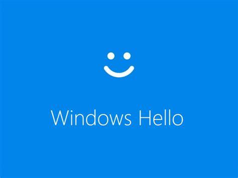Microsoft plant biometrisches Login mit Windows Hello per