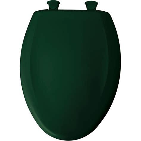 siege de toilette bemis siège de toilette allongé en plastique avec