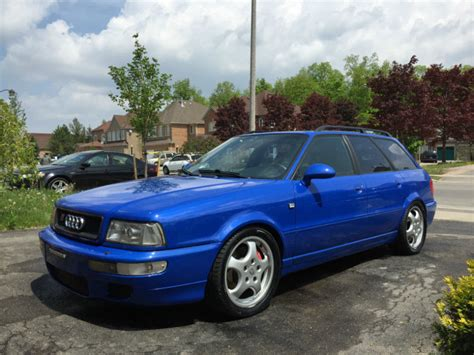trailer rs not ready for the us 1995 audi rs2 in canada bring a