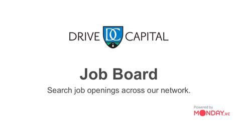 And yes, there is a secular trend toward digital technologies. Root Insurance | Drive Capital Job Board