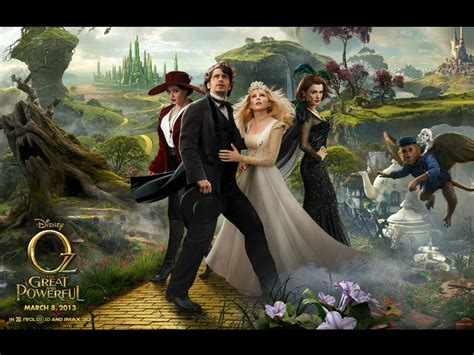oz  great  powerful hq  wallpapers oz