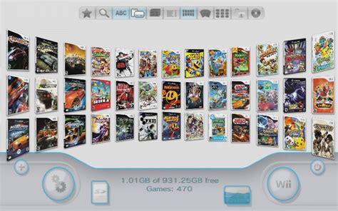 Descargar los archivos de instalación. Disco Duro Usb 1 Tb 2470 Juegos Para Wii Y Wii U - $ 280.000 en Mercado Libre