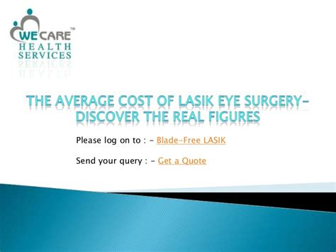 average cost  lasik eye surgery discover  real