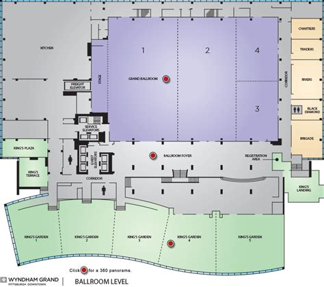 home floorplans the wyndham grand pittsburgh downtown a sophisticated escape