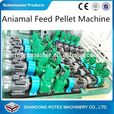 small capacity chicken feed pellet processing machine for sale in pellet mills from tools