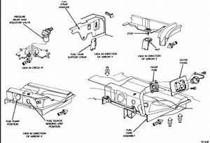 How Do I Change Fuel Pump On 1991 Dodge Dynasty  3 3l