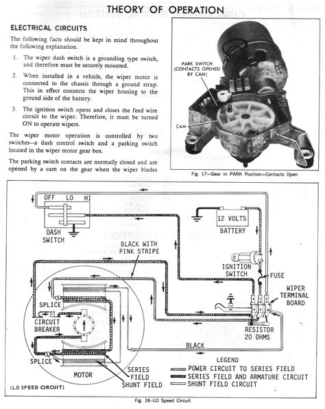 70 chevelle wiper motor wiring diagram get free image