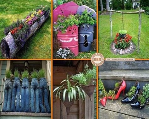 Pinterest Garden Decor Ideas - Elitflat
