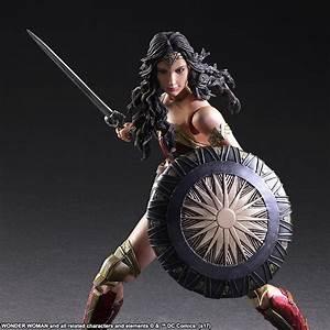 Wonder Woman Movie Play Arts Kai Action Figure