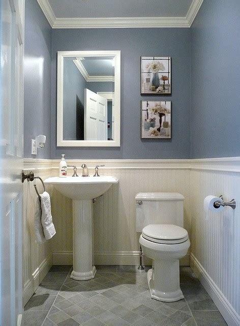 Dunstable Victorian Bathroom  Traditional  Powder Room