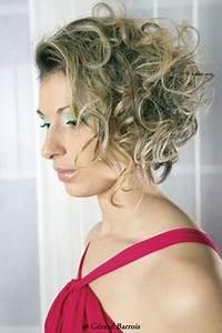 Carré Court Frisé : coupe de cheveux carr plongeant fris ~ Melissatoandfro.com Idées de Décoration