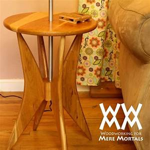 Woodworking plans for table lamps woodworking projects for Building a cherry wood floor lamp retro style
