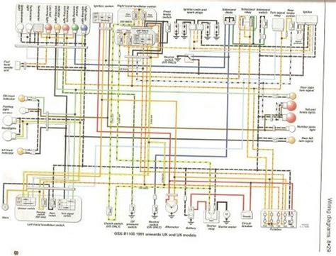 Gsxr 750 Wiring Diagram by Wiring Diagram 1998 Gsxr750 Diagram Wire Floor Plans