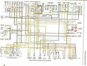 1996 Gsxr 750 Wiring Diagram