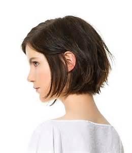 Short Blunt Cut Bob Hairstyles