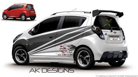 Modified Chevrolet Beat Images by Chevrolet Beat Black Modified Amazing Photo Gallery