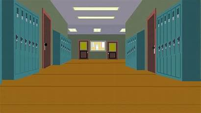 Hallway Elementary Park South Clipart Classroom Wallpapers