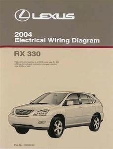2004 Lexus Rx 330 Wiring Diagrams Schematics Layout