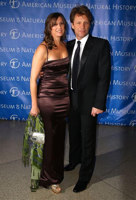 Jon Bon Jovi Dorothea Hurley Photos American