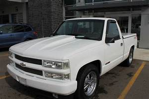 1993 Chevy 454 Ss Pickup  Short Box  Standard Cab For Sale