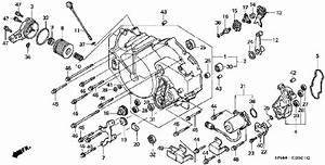 2004 Honda Foreman 450 Carburetor Diagram