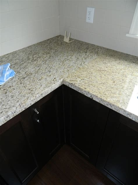 bad granite counter installation help kitchens
