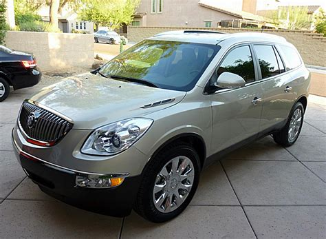 Suv Buick Enclave by 2012 Buick Enclave Suv