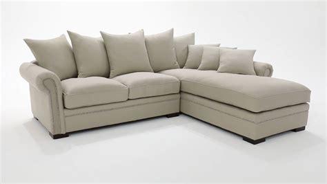 canapé d 39 angle 5 places fixe plazza maisons du monde