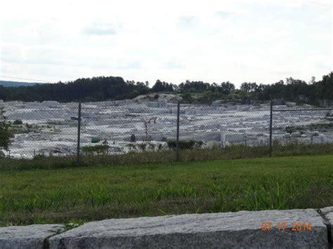 carolina granite quarry mount airy nc picture of