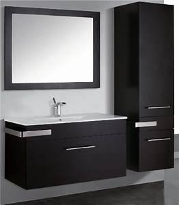 meuble lavabo salle de bain pas cher phorlanxcom With lavabo et meuble salle de bain pas cher