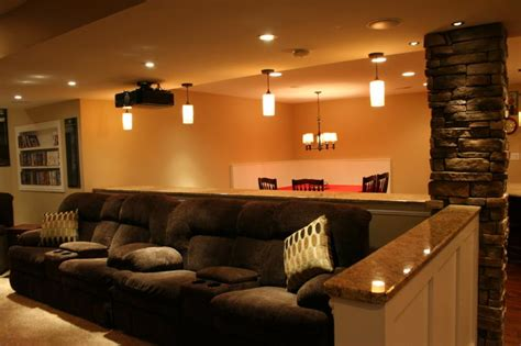chicago open concept home theaters gallery kole digital
