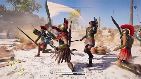 'assassin's Creed Odyssey' Vai Ser Lançado Em Outubro E
