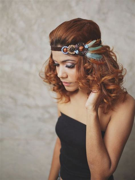 how to style your hair in a bun best 25 hippie headbands ideas on modern 9113
