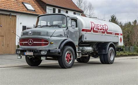 mercedes benz spezialfahrzeuge auf der retro classics